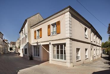 EHPAD Les Portes de Champagne à Chézy sur Marne