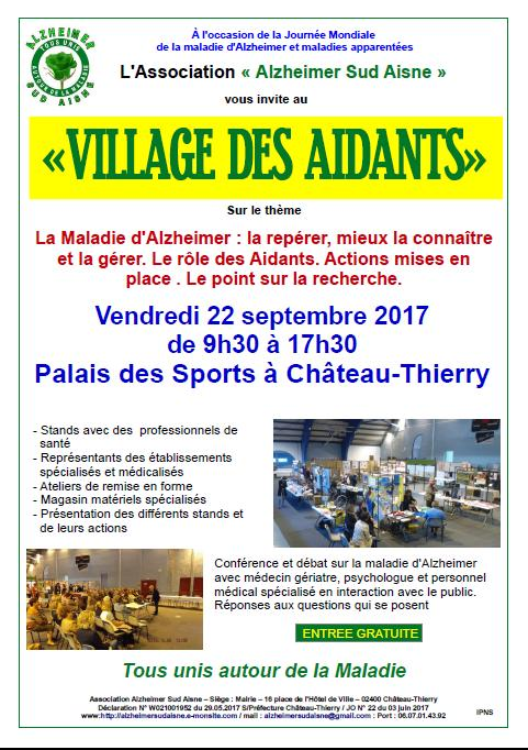 Village des aidants